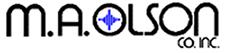 MA Olson Logo